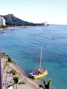001   Waikiki Beach