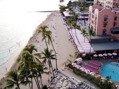 004  Waikiki Beach