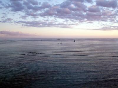 013  Waikiki Sunset