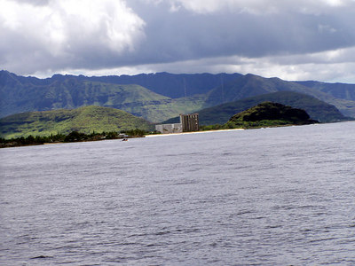 225   Wild Dolphin Watching Cruise - Makaha