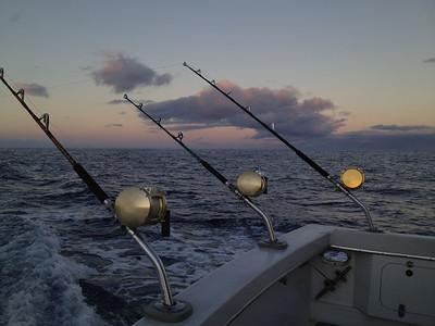Fishing & Luau, Oahu