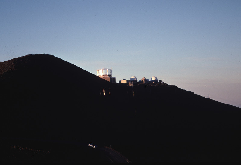 Science City at the summit of Haleakala #HAL2000-8