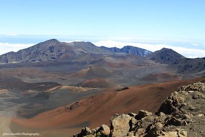 Haleakala, Maui 2013