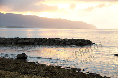 Rocks and Ocean Haleiwa 012212nef 185