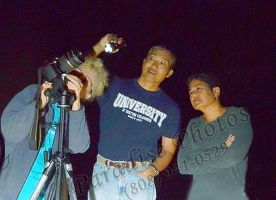 J, Adam and Sandy at Star shoot 012212