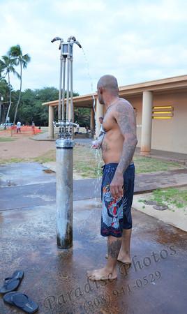 Tatoo guy in shower NShore 012212 180