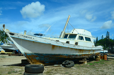 Sinkin' ship Diamonds  Hal 072311 887