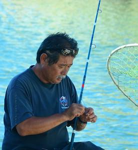 Stanford fishing Haleiwa 072311920