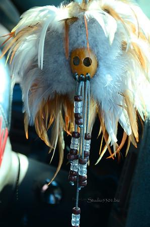 Stanfords Warrior car ornament 072311 919V