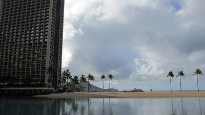 Hilton Hawaiian Village March 2012
