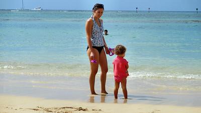 Photos of Abi in Hawaii March 2012
