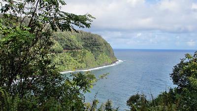 Road to Hana Tour on Maui, Hawaii March 2012