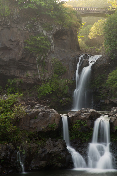 Seven Sacred Pools, Haleakala National Park, Maui