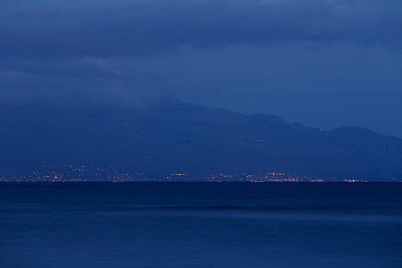 Kihei at Night
