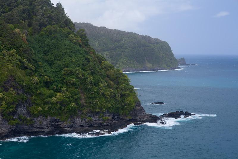 Seascape, Hana Highway, Maui