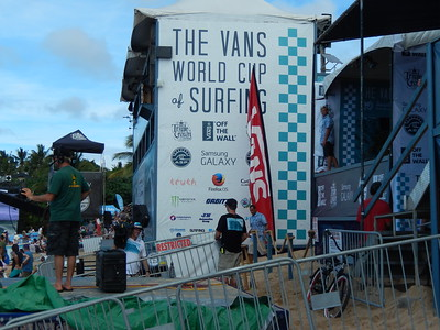 Sunset Beach, VANS World Cup