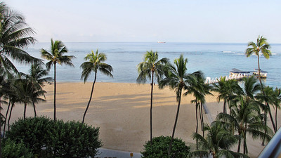 Life at the Hilton Hawaiian Village Resort