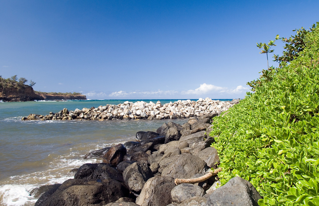 Another view from near Holana Bay on the north end of the Big Island of Hawaii.