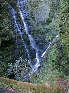 Kapoloa Falls on the Big Island of Hawaii