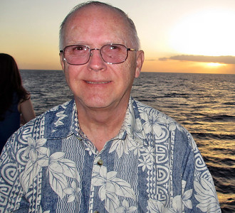 Hawaii March 2015 - Monday, March 23 - Navatek 1 Sunset Dinner Cruise