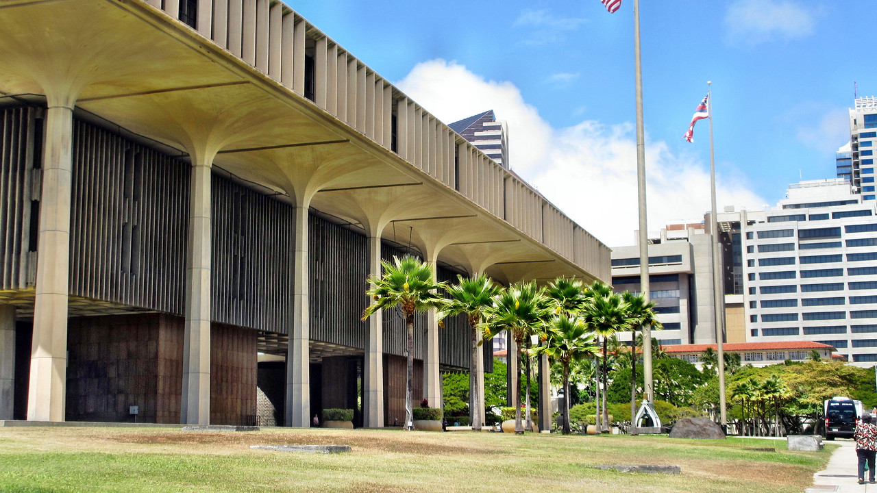 Hawaii March 2015 - Saturday, March 21 - featuring Honolulu Historical Buildings and Sites