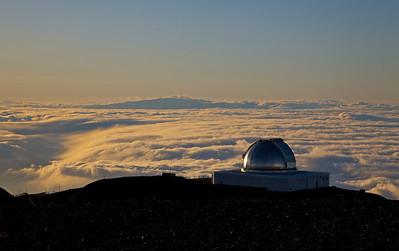 NASA Infrared Telescope