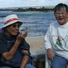 Mrs. Nakamoto and Mom