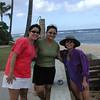 Carol, Oanh and Linnette