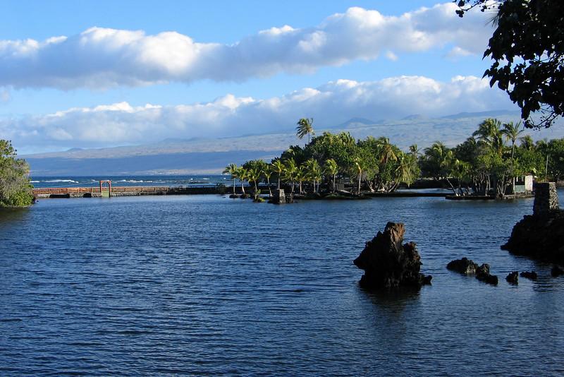 The Kalahuipua'a Fish Ponds