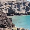 Papakolea Mahana Bay Green Sand Beach