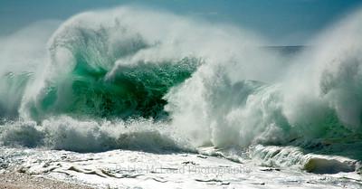 Wild Wpnder of Hawaii's Winter Waves