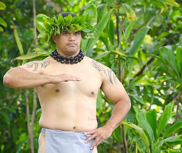 tattoo guy hula dancer 1614