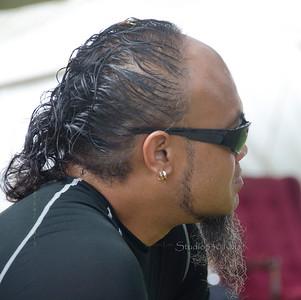 wavy hair guy at Hula 1581