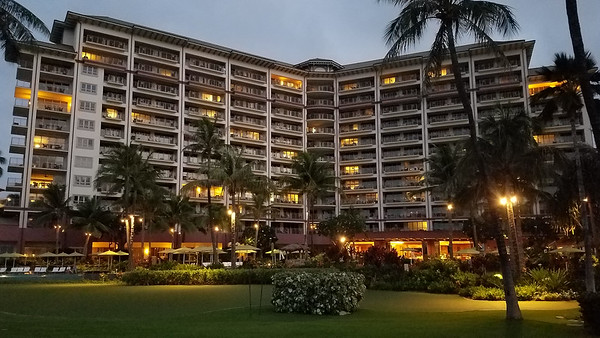 Hyatt Residence Club at Ka'anapali beach.