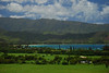 #KAU2010-17 View of Hanalei Bay from the road