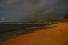 #KAU2010-4 Beach behind hotel Aston, Kapaa Kauai