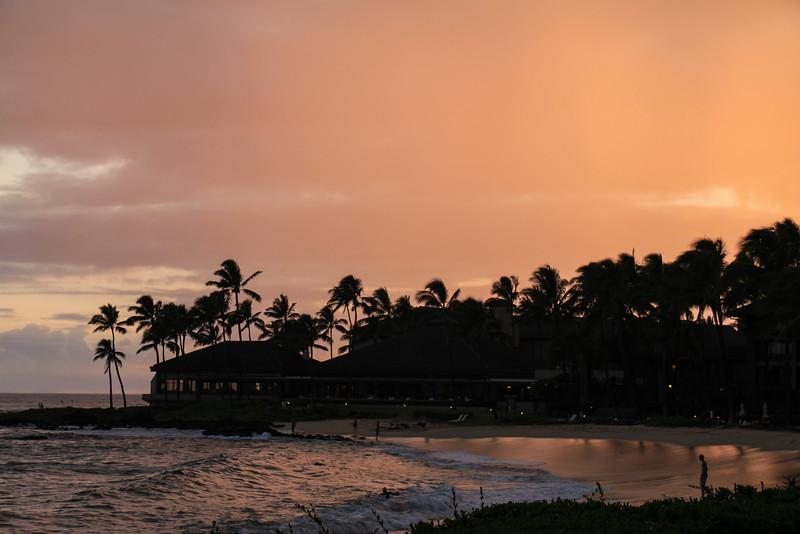 Kiahuna Sunset