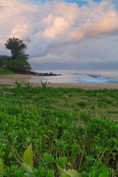 Ha'ena Beach, Kauai, Hawaii