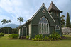 Wai' oli Hui'ia Church, Hanalei, Hawaii