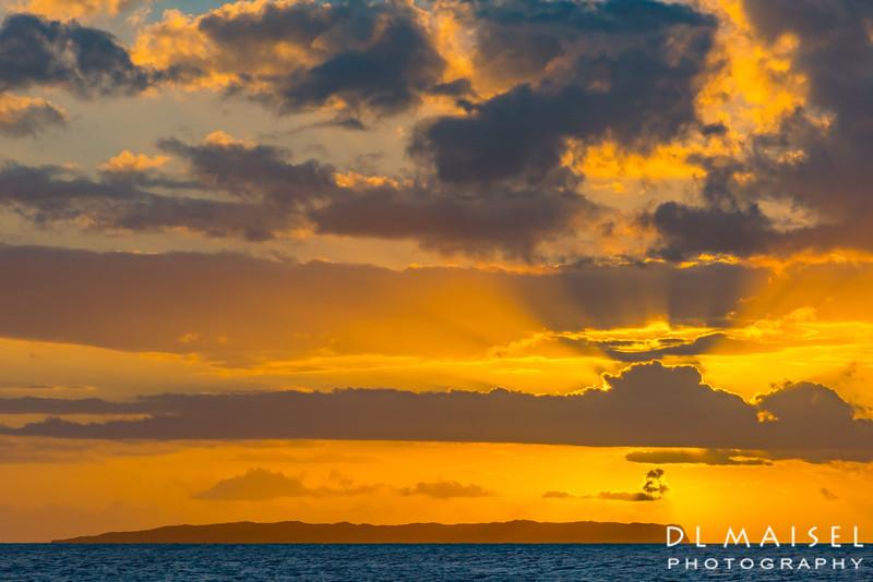 Niihau Sunset