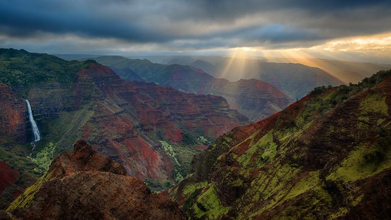 Rays of Heaven