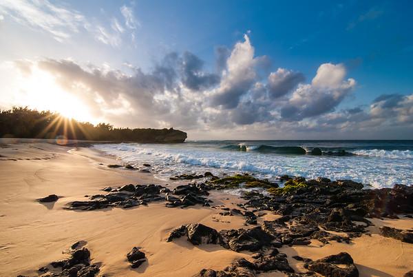 Shipwrecks Beach