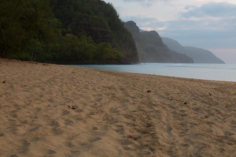 Ke'e Beach & Na Pali Coast, Kauai