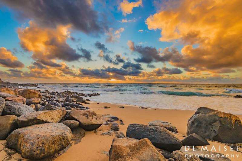 Paliku Beach (aka Donkey Beach)