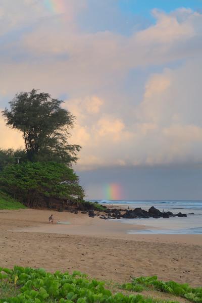 Ha'ena Beach, Kauai, Hawaii