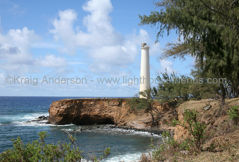 Kauhola Point Lighthouse