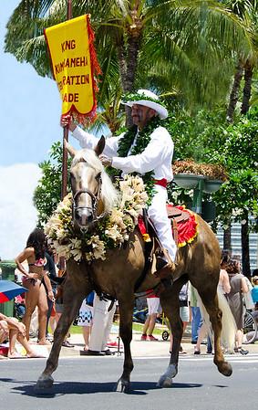 Horse rider  parade 060912 7773