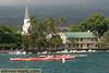 Kailua-Kona Hawaii on the Big Island