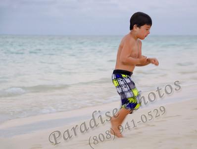 Lanikai & Kailua Beach Pali 032812