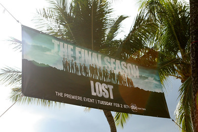 """Lost"" Season 6 Premiere Waikiki"